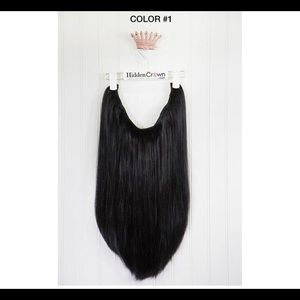 NEVER WORN BRAND NEW HALO EXTENSIONS